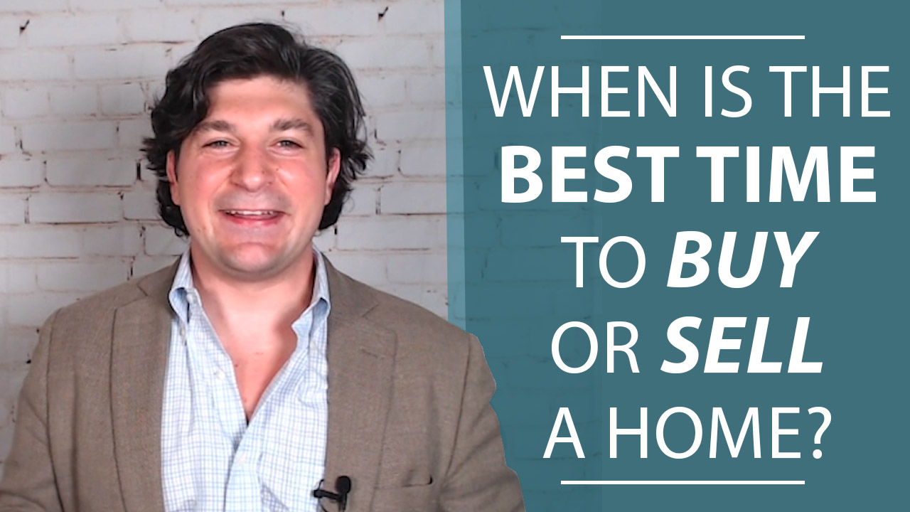 When Should Buyers and Sellers Make a Move?