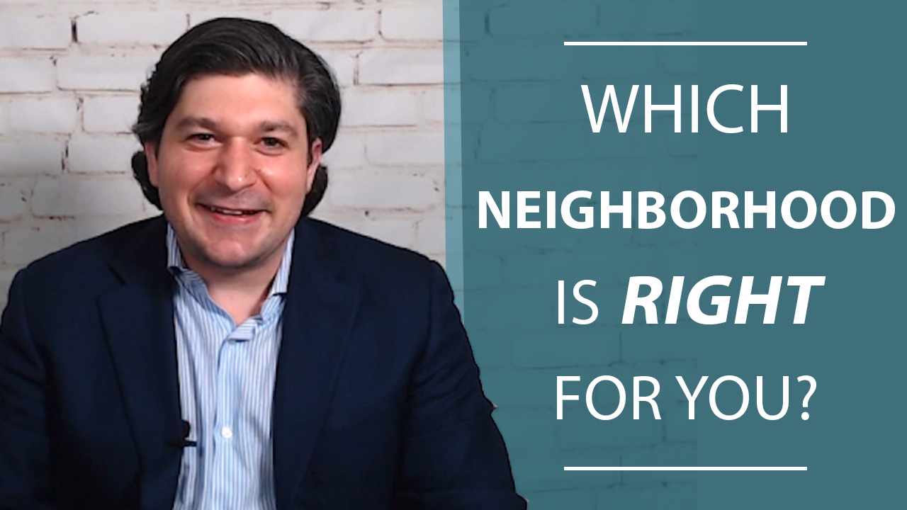 Buying a Home? Be Sure It's in the Right Neighborhood