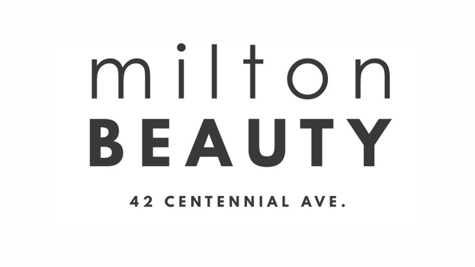 milton beauty