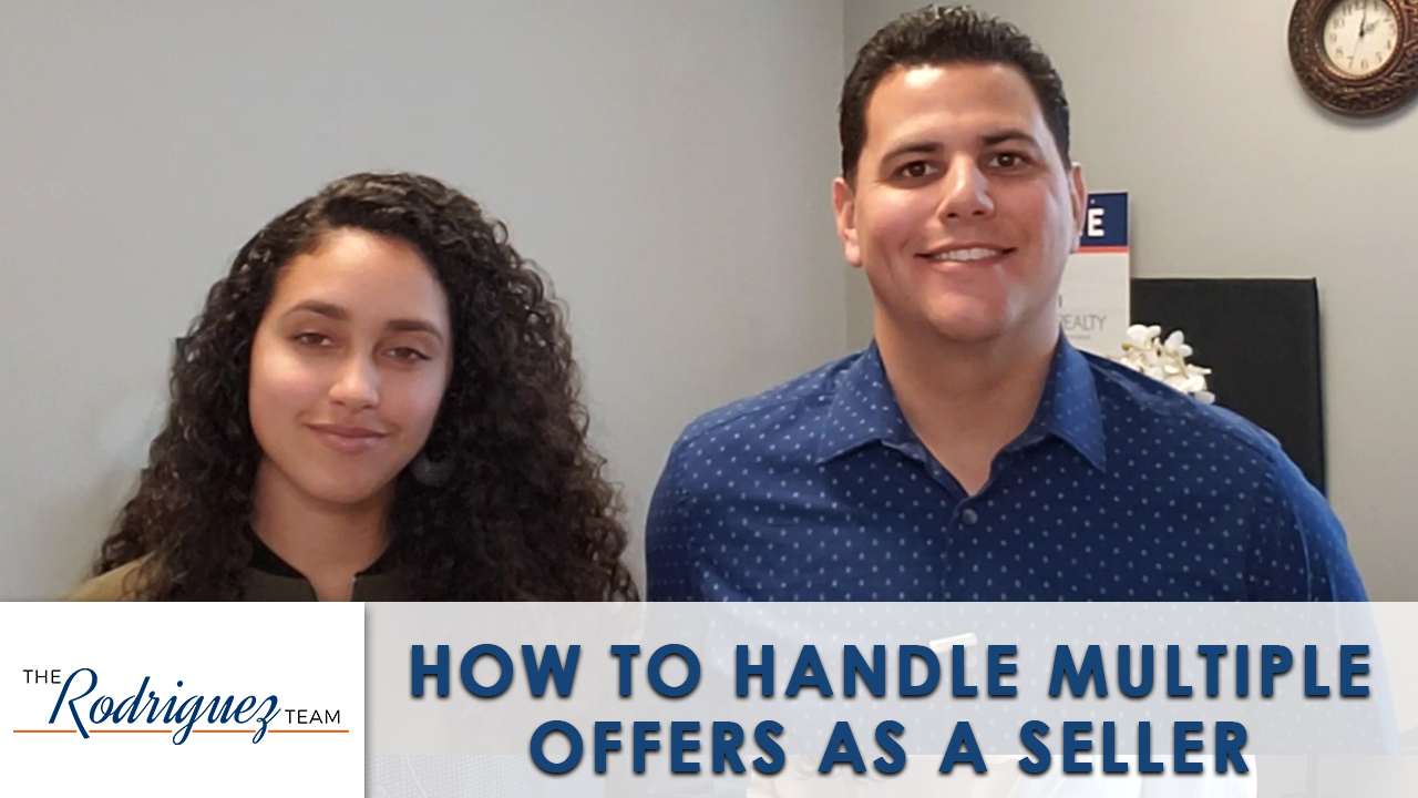 How Should You Respond to Multiple Offers on Your Home?