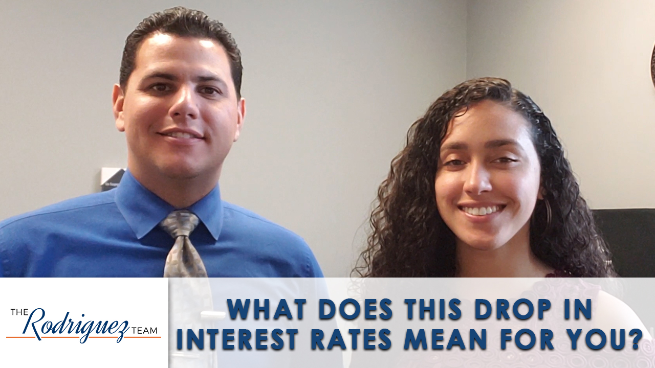 What You Should Know About the Recent Drop in Rates