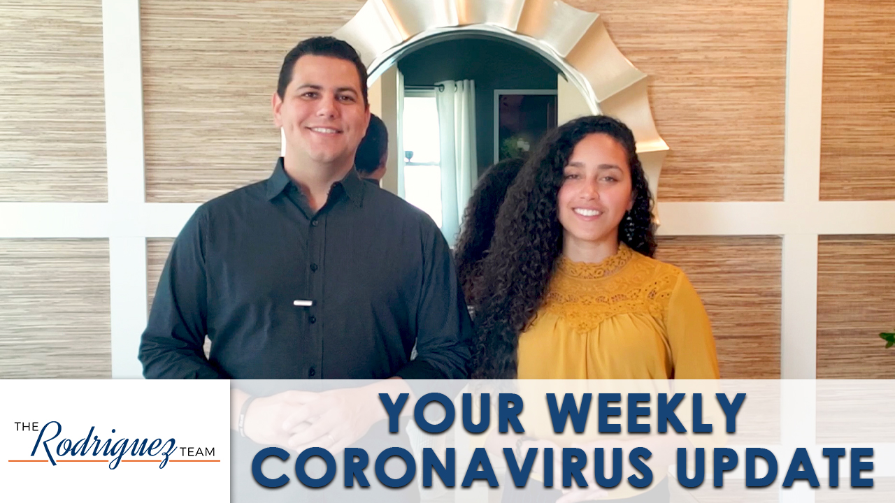 What's the Latest News on the Coronavirus Front?