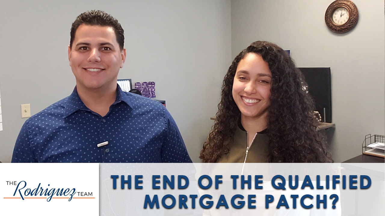 How the Removal of the Qualified Mortgage Patch Could Impact You