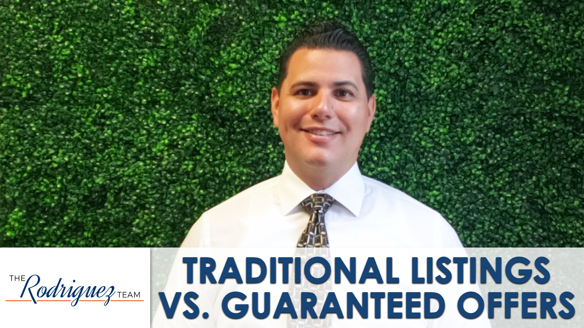 Comparing Our Traditional Listings and Guaranteed Offers