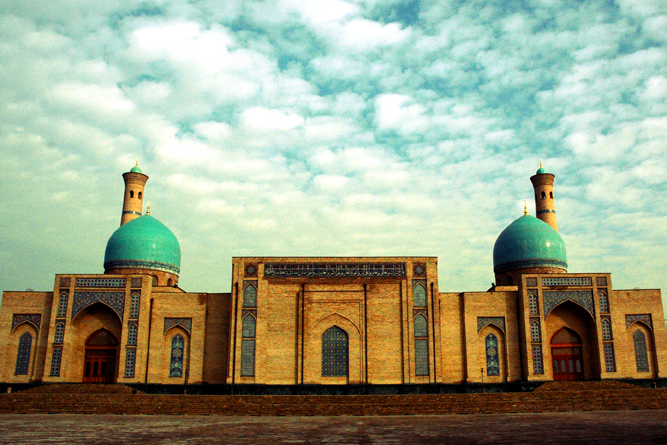 Khast Imam Mosque in Tashkent, Uzbekistan