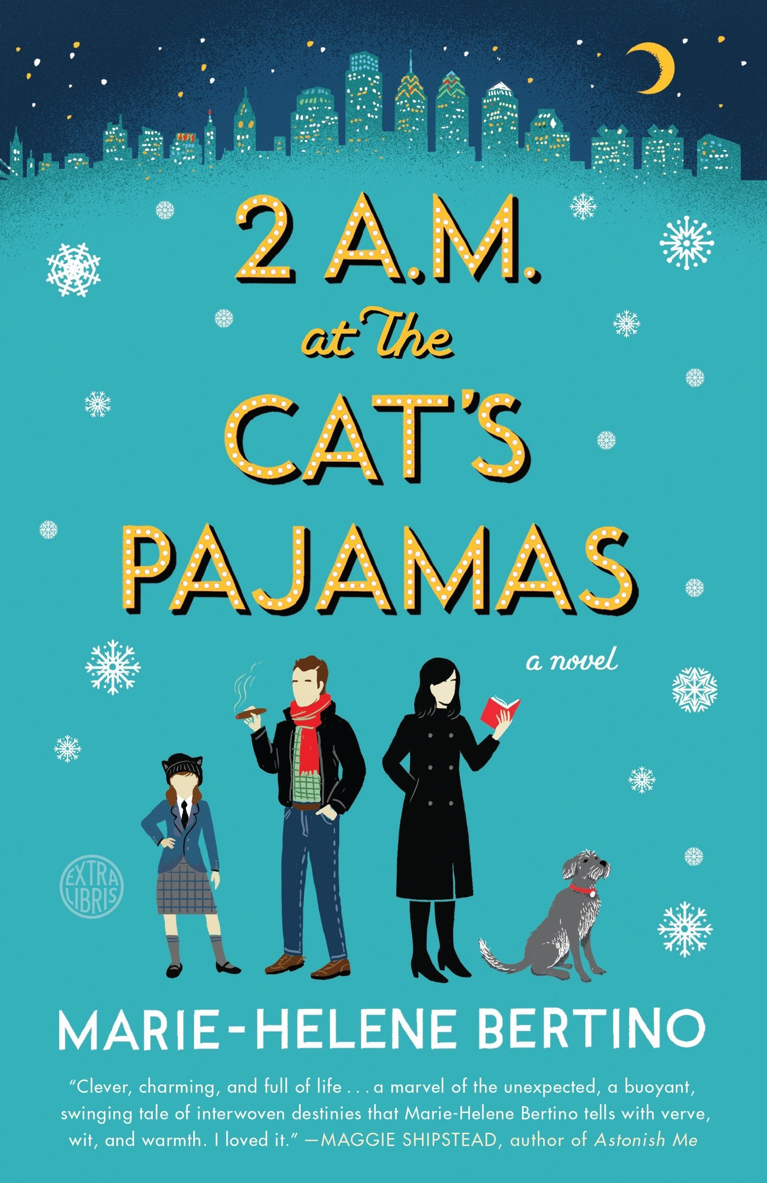 2 A.M. at The Cat's Pajamas