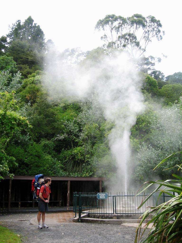 Te Aroha Geyser