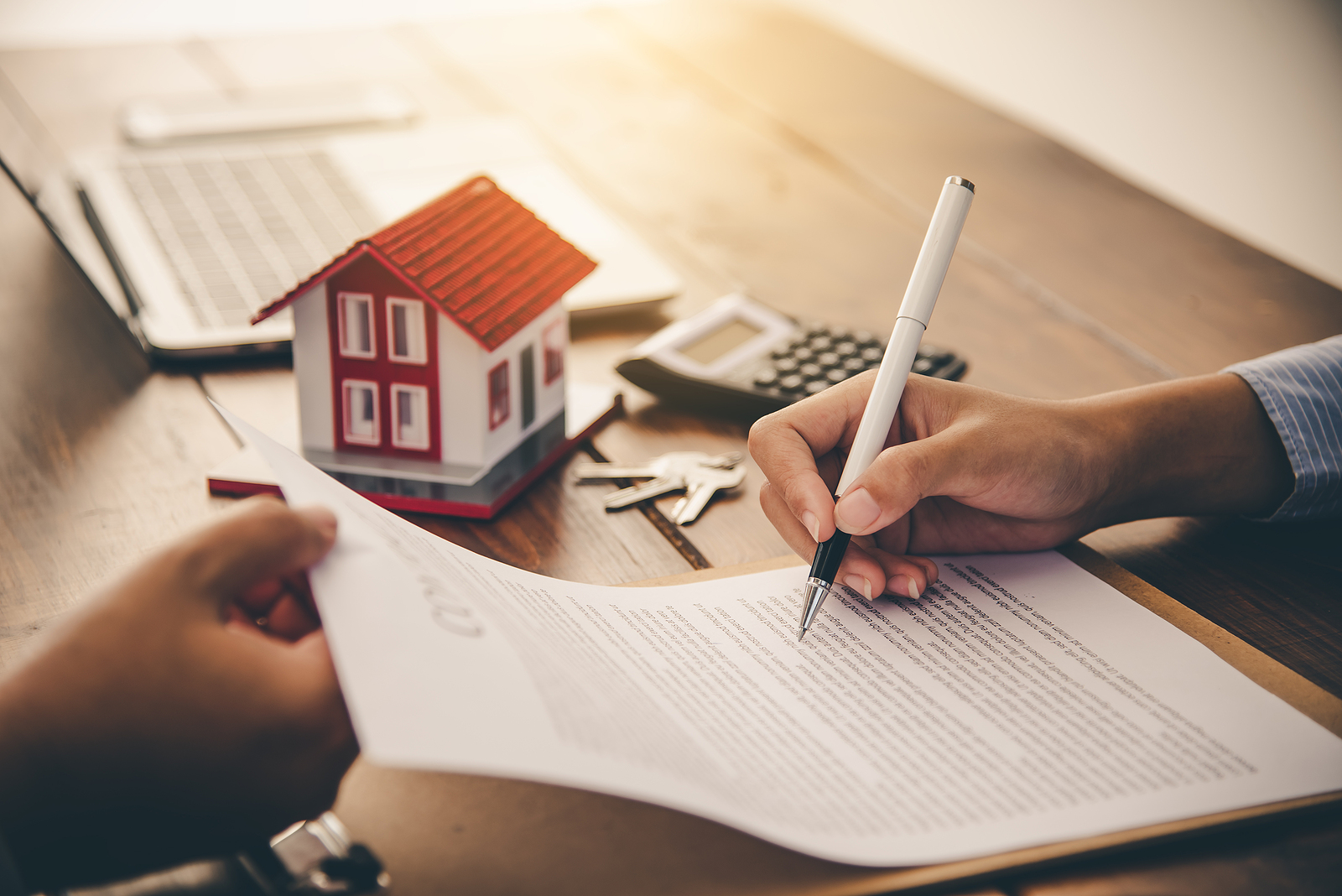What Happens to a Mortgage Loan When You Sell