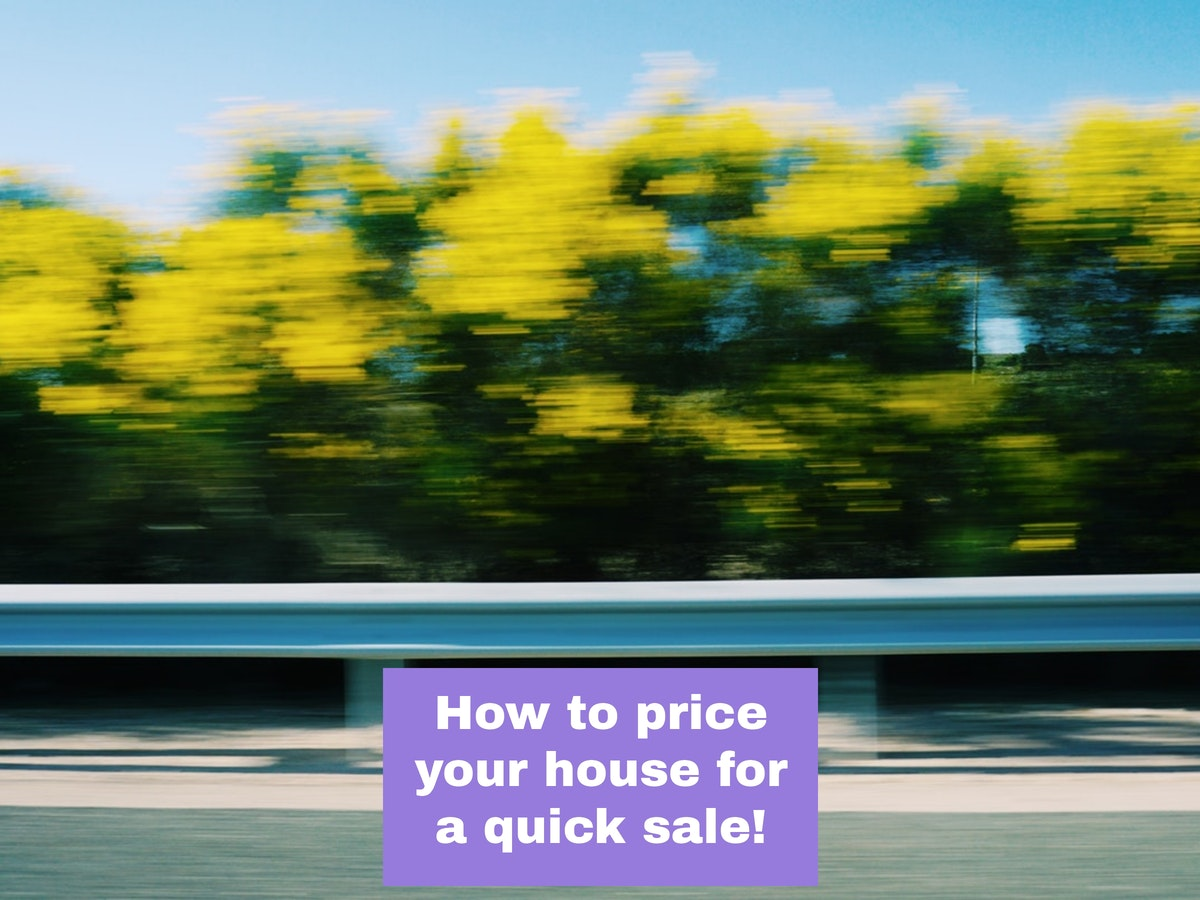 3 Tips To Price Your House for a Quick Sale!