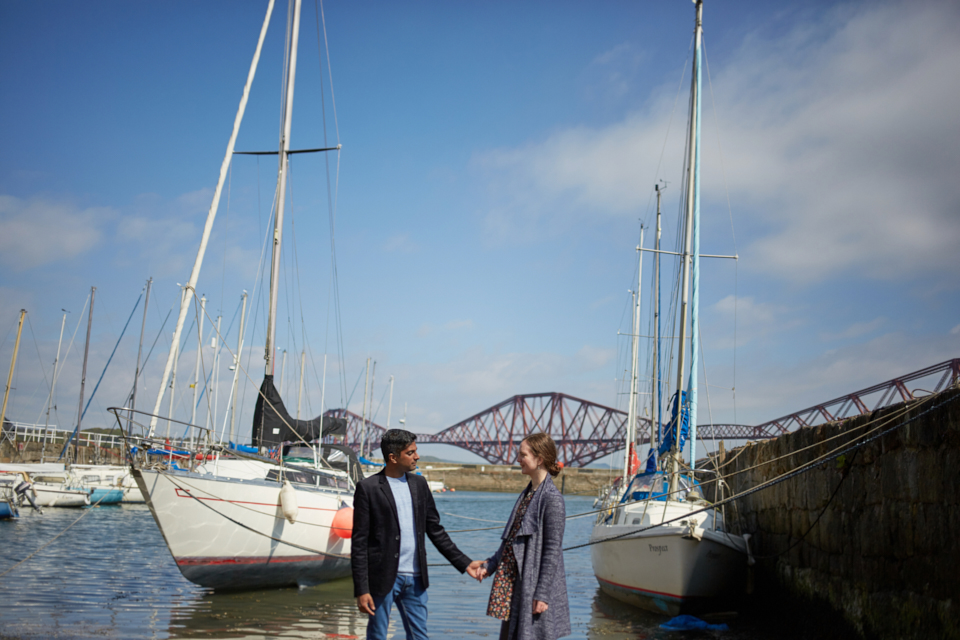 South Queensferry photo session