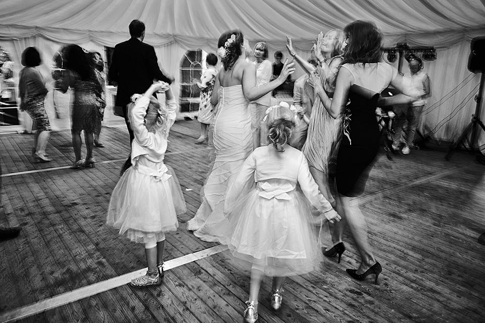 Eastwood House Wedding dances