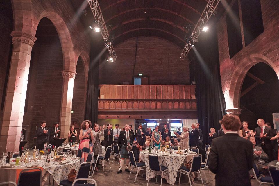 Assembly Roxy wedding photography