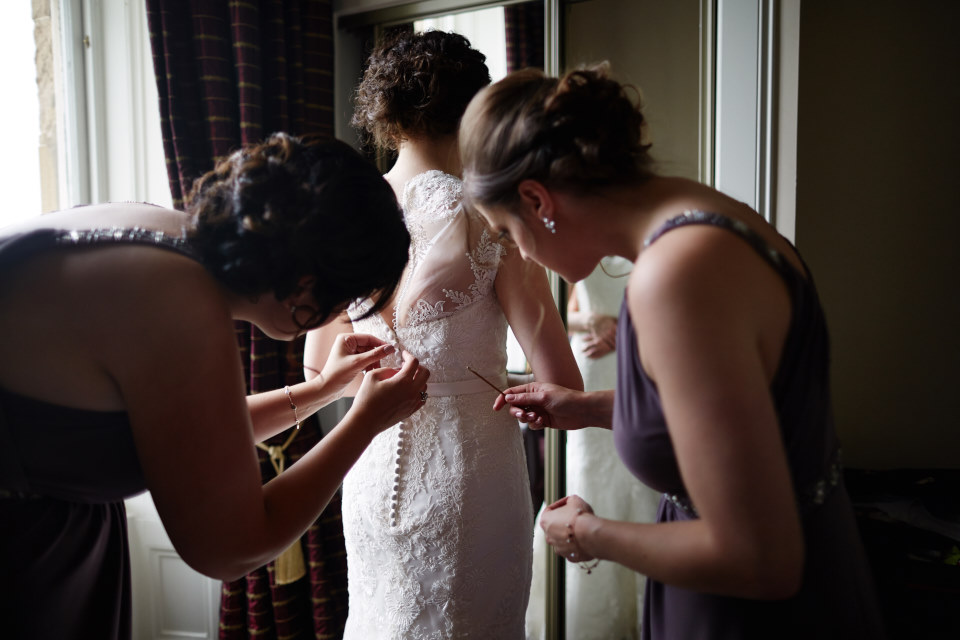 Scotland reportage wedding photography