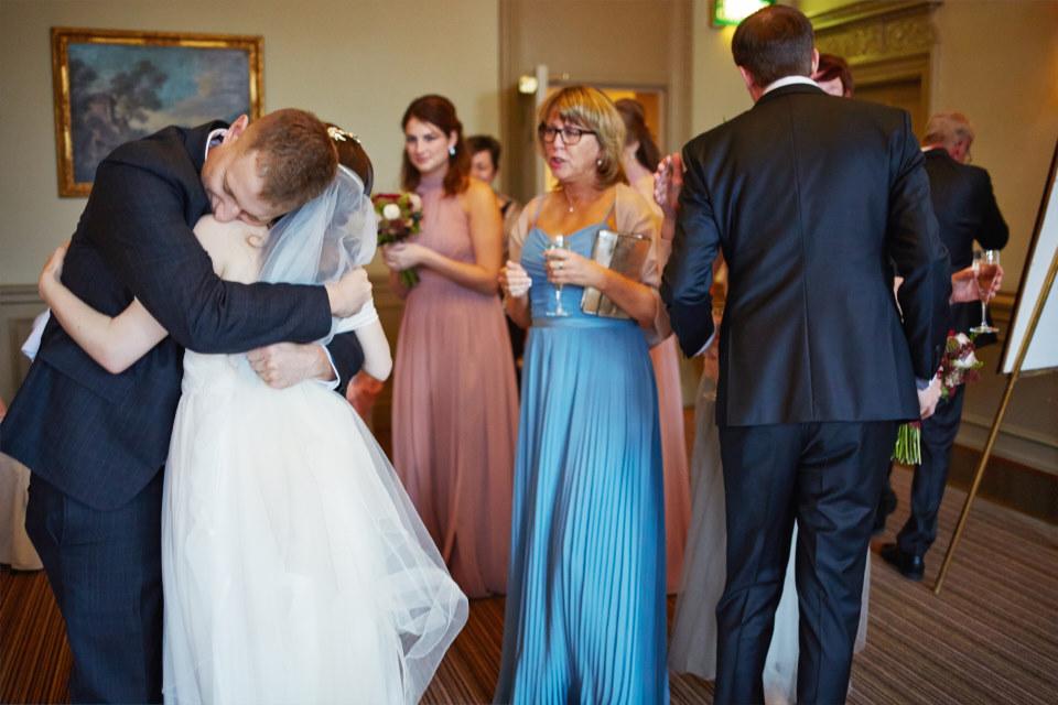 reportage wedding photography edinburgh