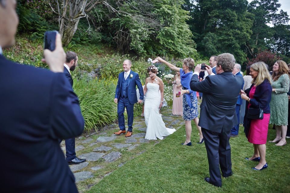 Eastwood House wedding photos