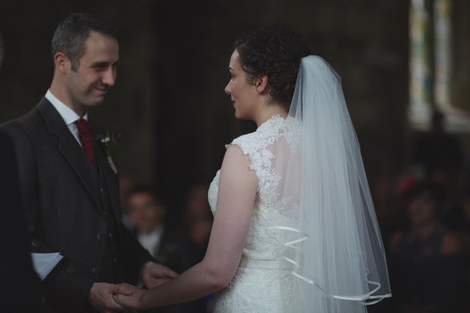 documentary wedding photographers Scotland