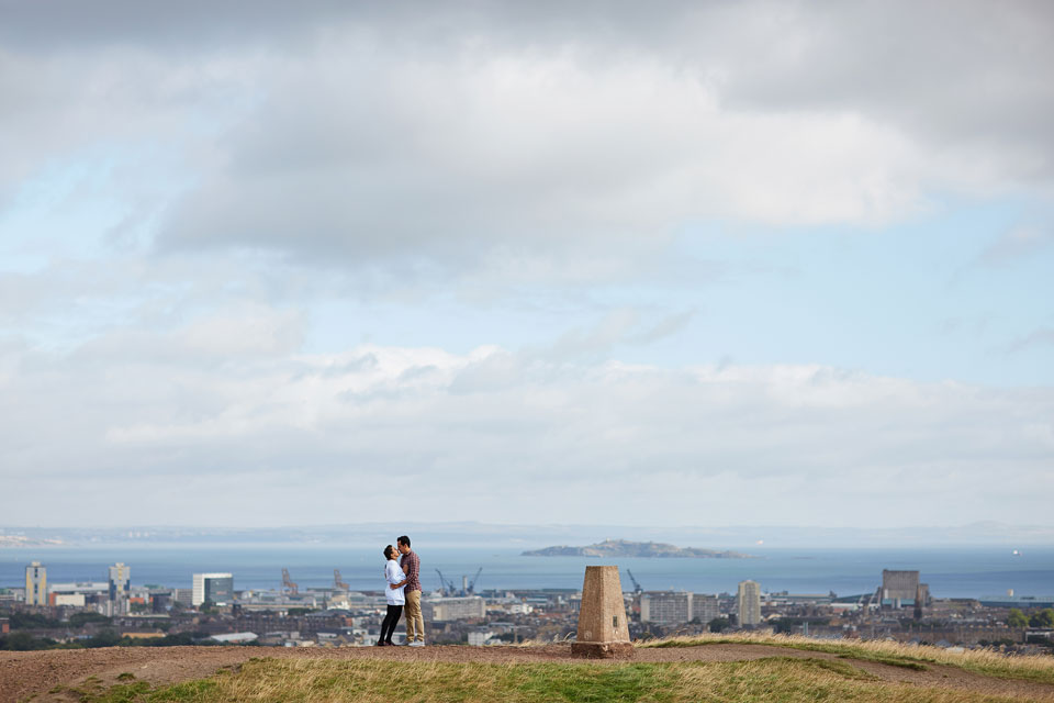 Edinburgh couple photo sessions