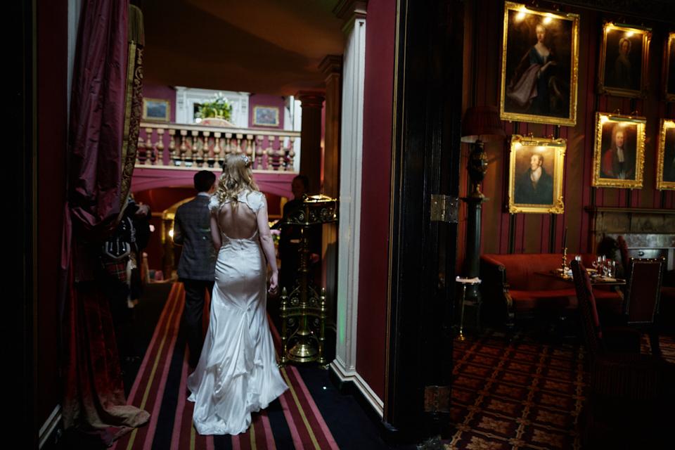 Edinburgh luxury wedding venue