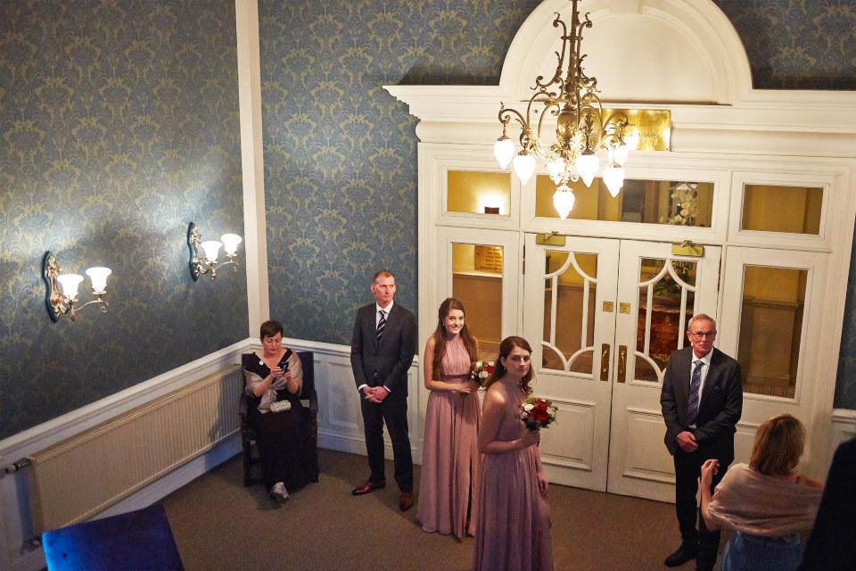 reportage Edinburgh wedding photography