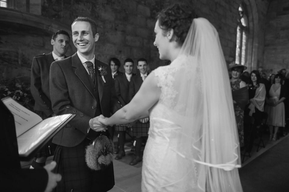 documentary Edinburgh wedding photographer