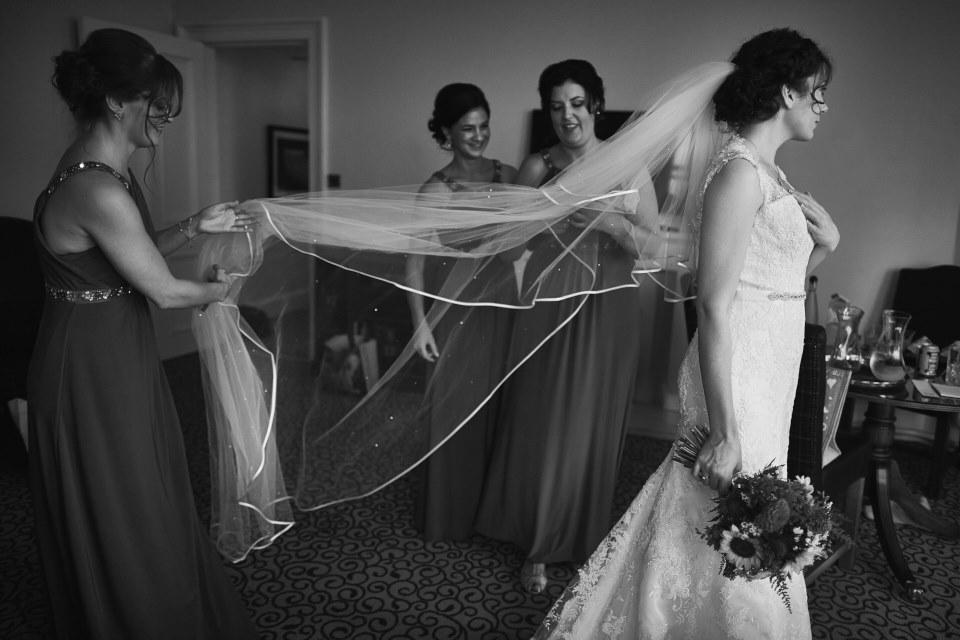 Scotland reportage wedding photographer