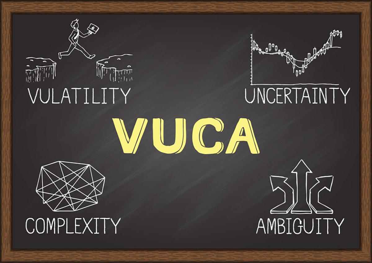 VUCA was? Führungskräfte zwischen gestern und morgen