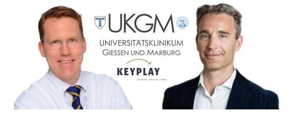 """KEYPLAY unterstützt Rhön-Kliniken in Marburg bei Umstrukturierung - """"Es müssen alle an einem Strang ziehen, vom Chef bis zum Pfleger"""""""