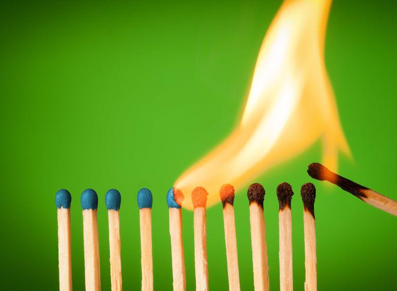 Organisationaler Burnout - Wenn eine Firma nicht mehr kann