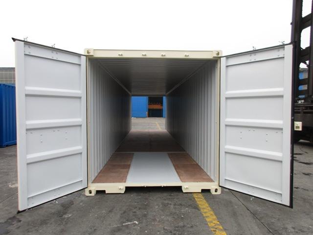 40' Double Door One Trip Container Doors