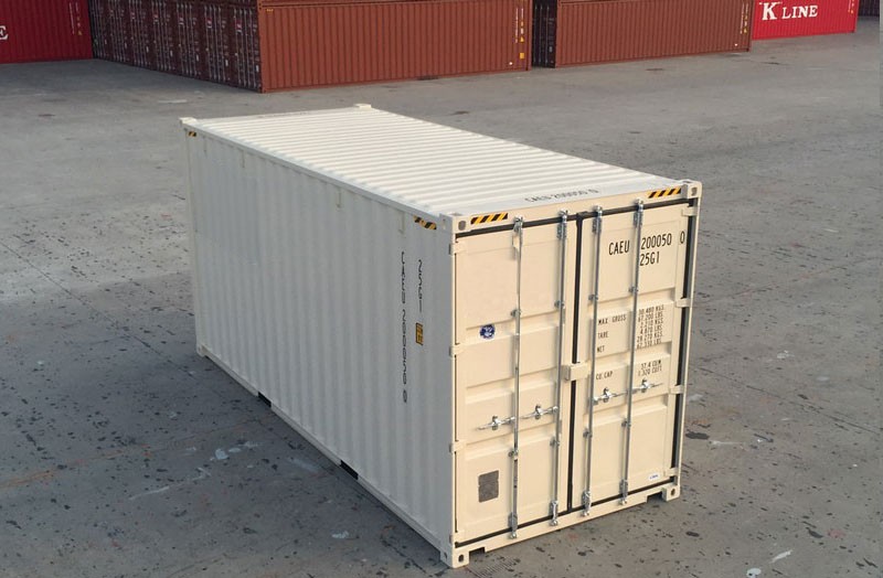 20' One Trip Container Top