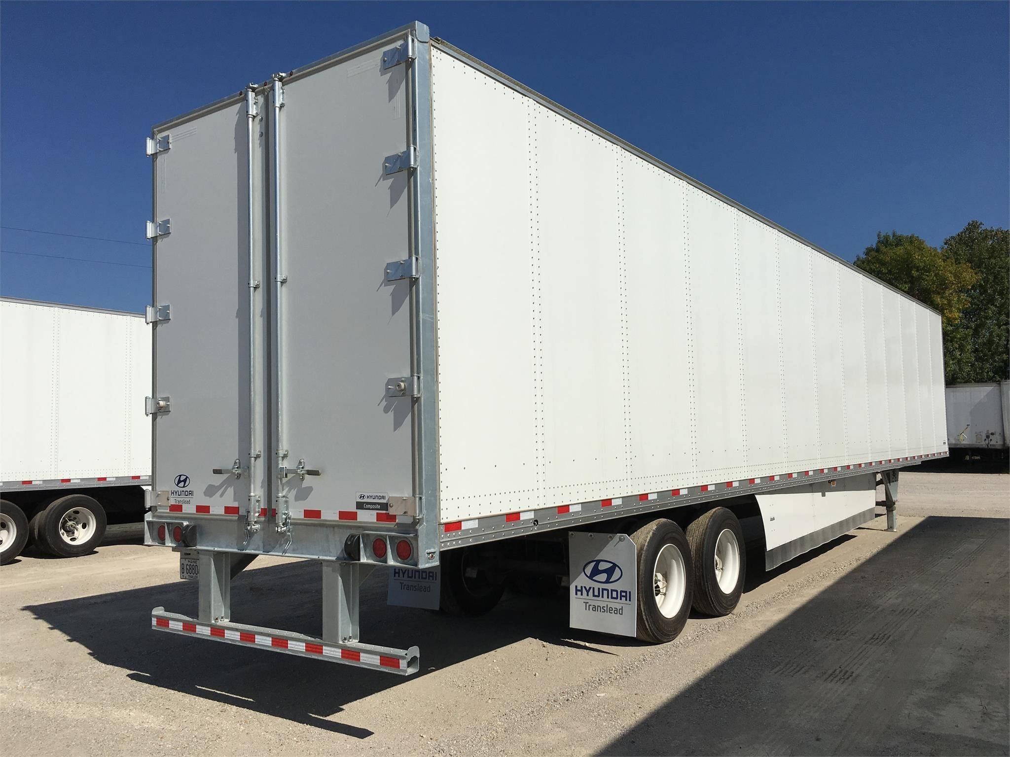 Semi Trailer Rentals - Weekly, Monthly, Custom