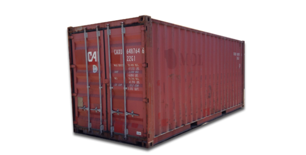 20'  Cargo Worthy Container
