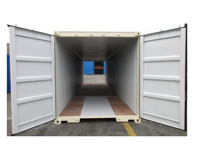 40' Double Door One Trip Container