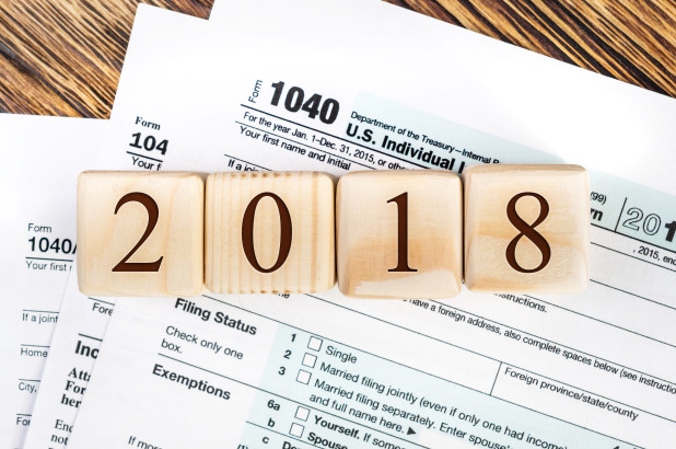 2018 Tax Changes Cheat Sheet