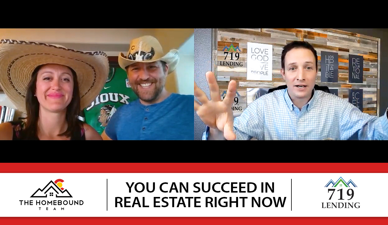 3 Ways to Succeed in Real Estate & Life In This New Market