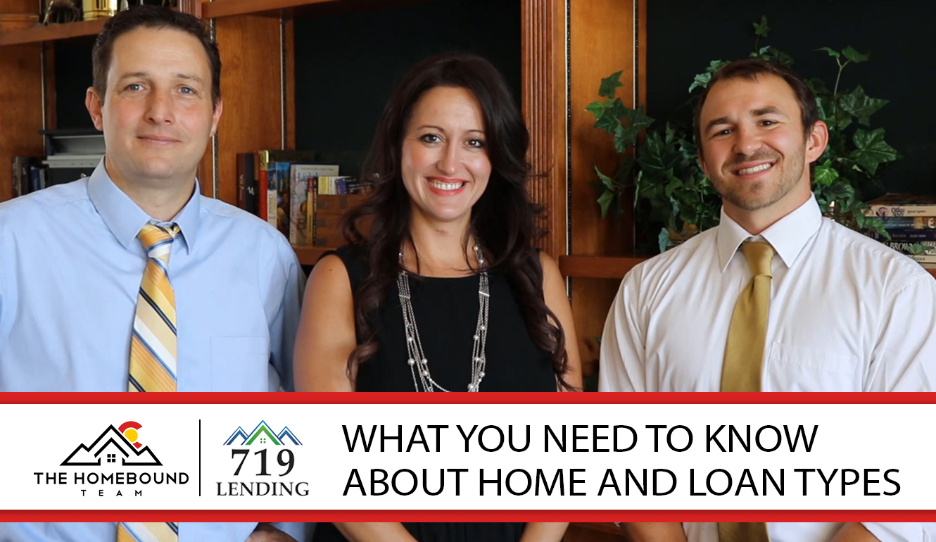 Aligning Your Home Type and Loan Type