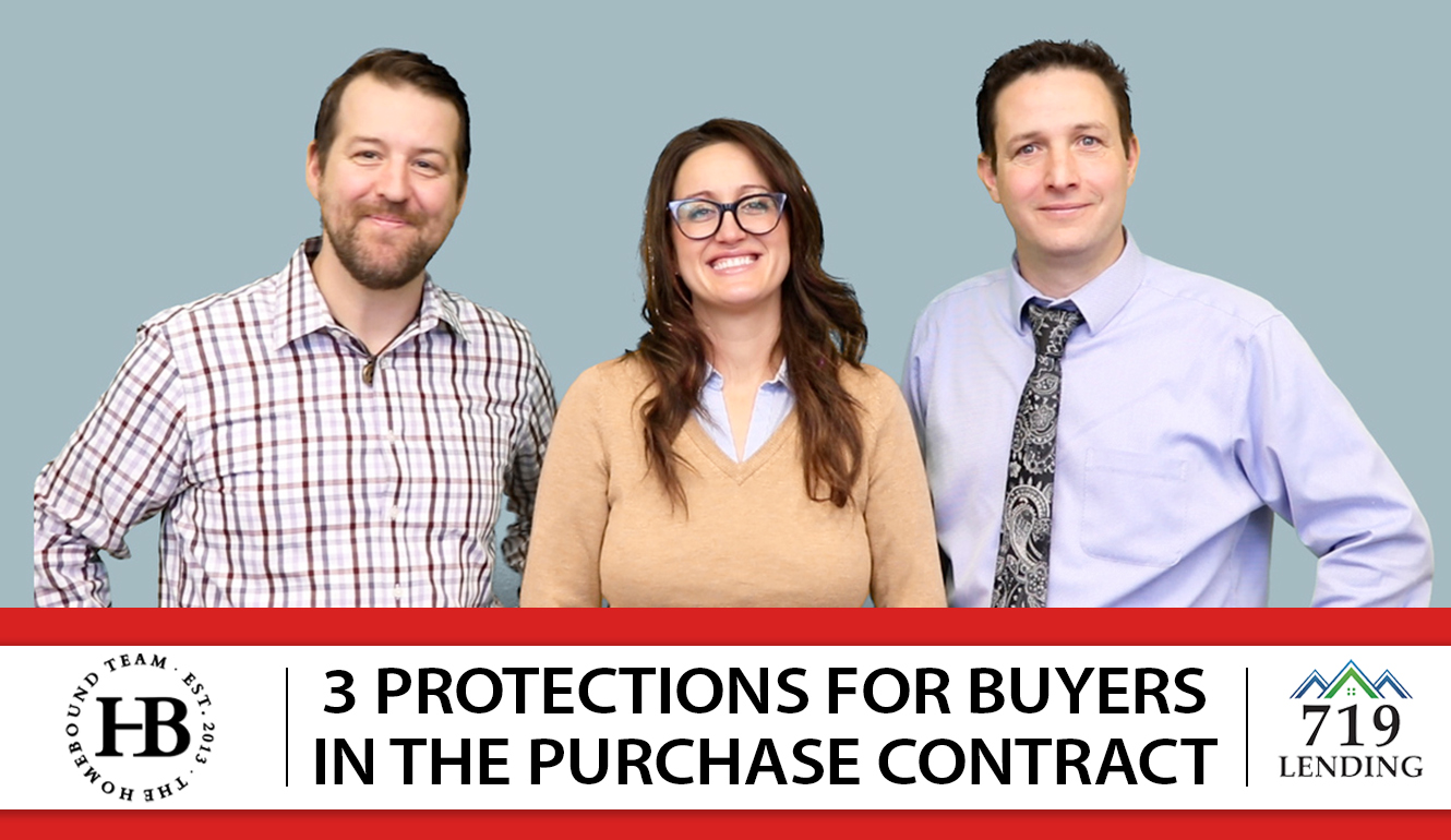 What 3 Ways Does the Purchase Contract Protect the Buyer?