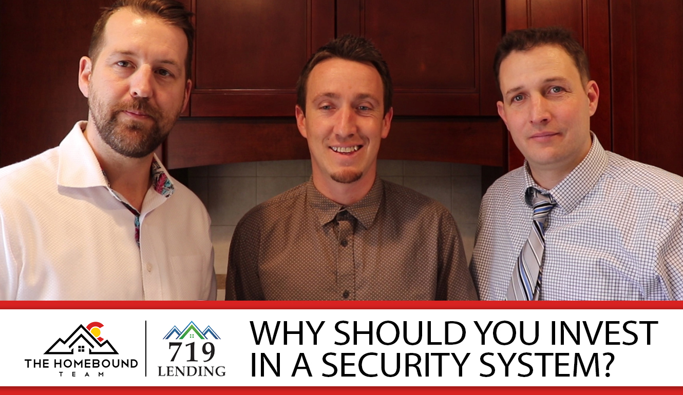 A Ring™ Doorbell Alone is Not Enough to Keep Your Home Secure
