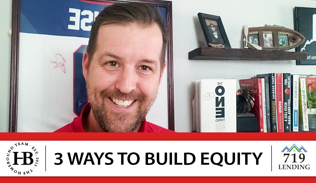 How to Build Equity Quickly