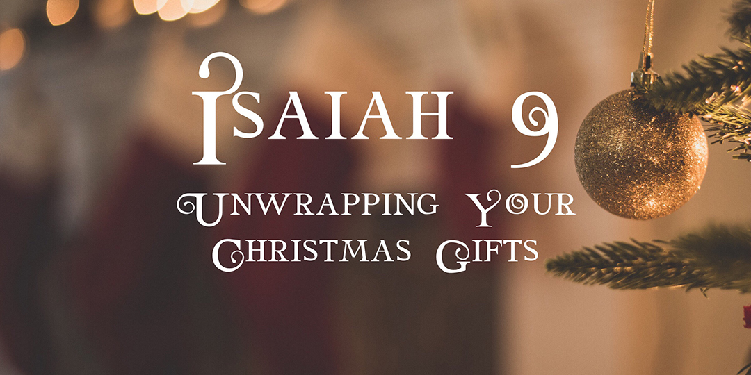 Unwrapping Your Christmas Gifts