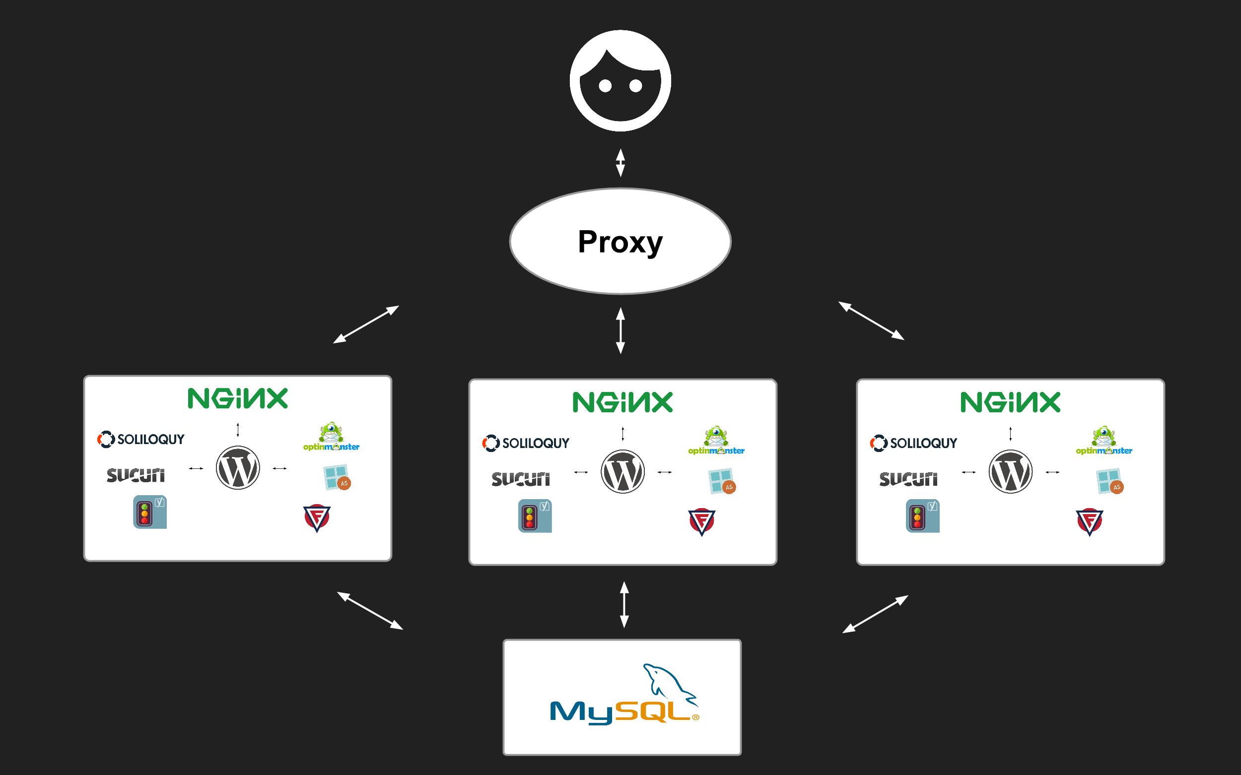 WordPress Site Scale