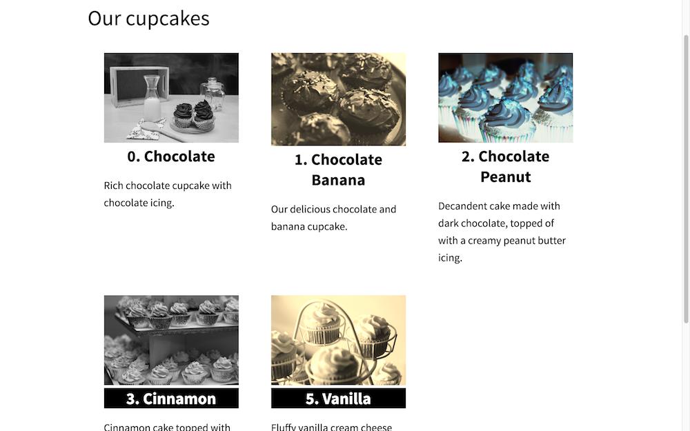 Cupcakes continue
