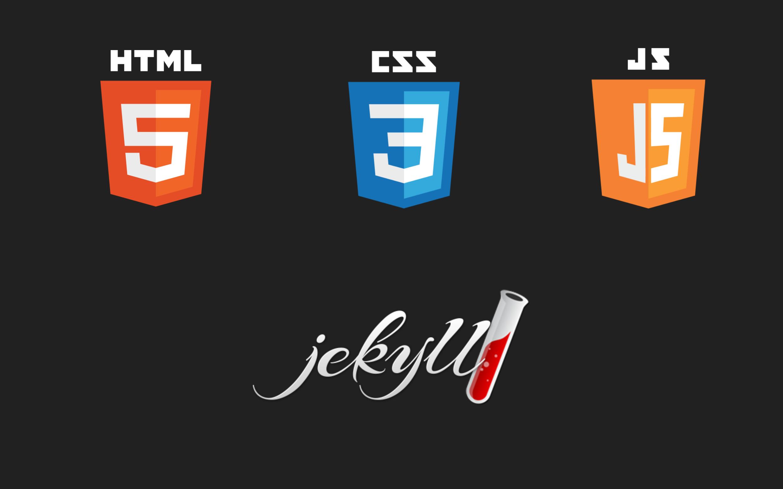 Building Jekyll