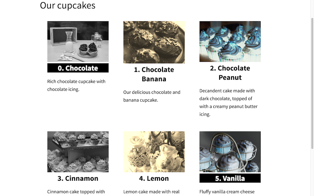 Cupcakes First