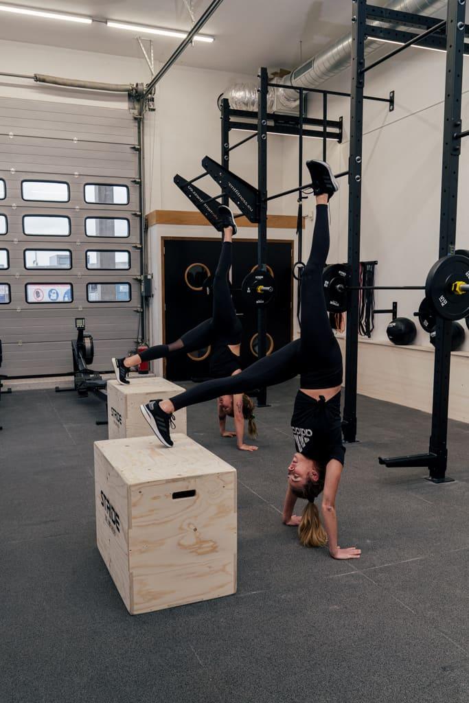 Gymnastics amsterdam west