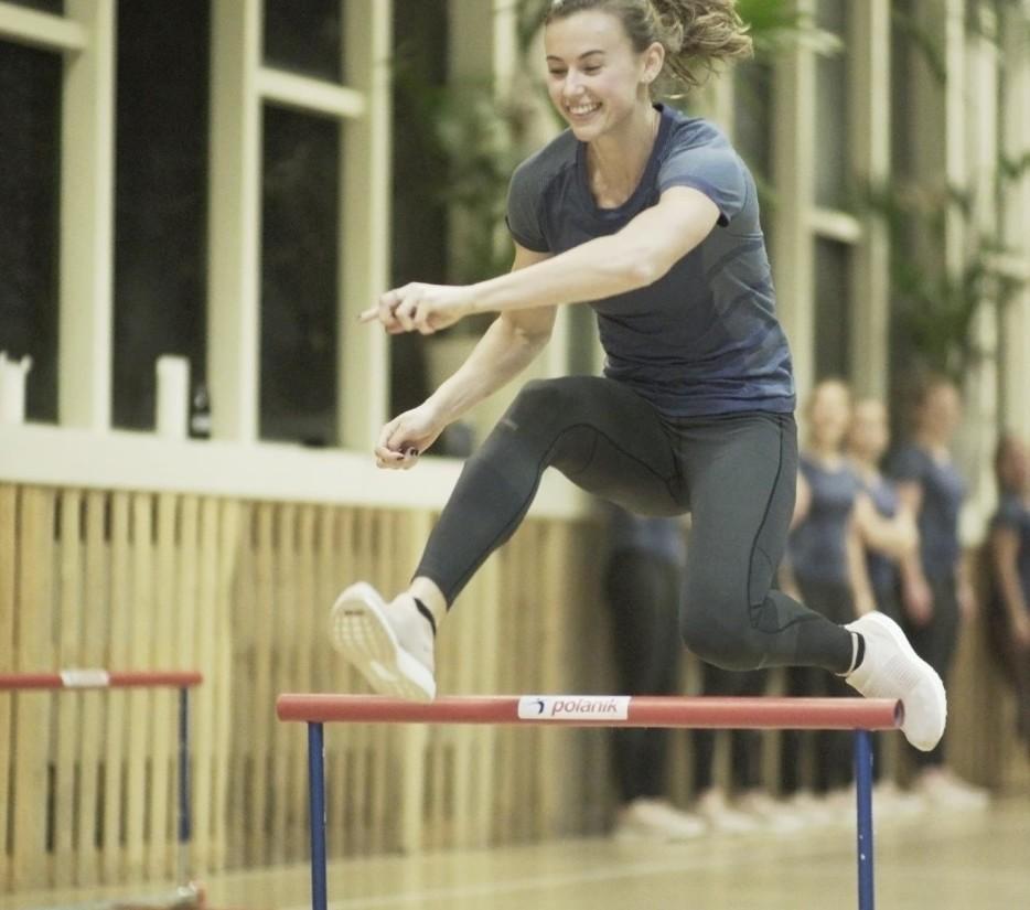 Train als een atleet met Olympische meerkamper Nadine Visser
