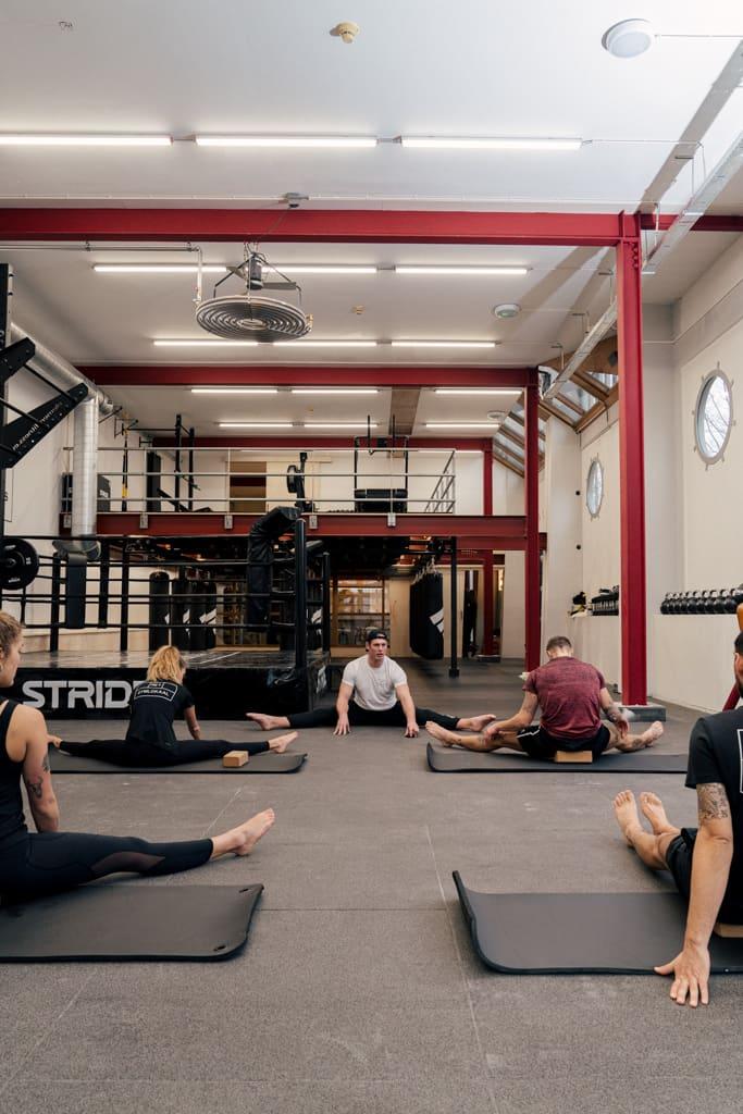 Mobiliteit/Movement-lessen