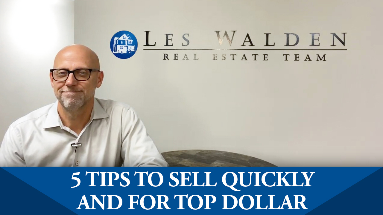 Want to Sell Quicker and for Top Dollar?
