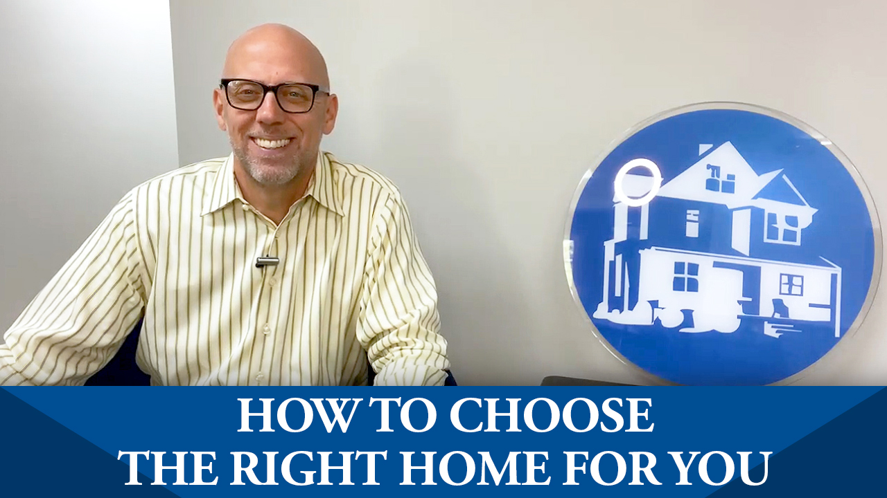 The 5 Steps to Finding Your Dream Home