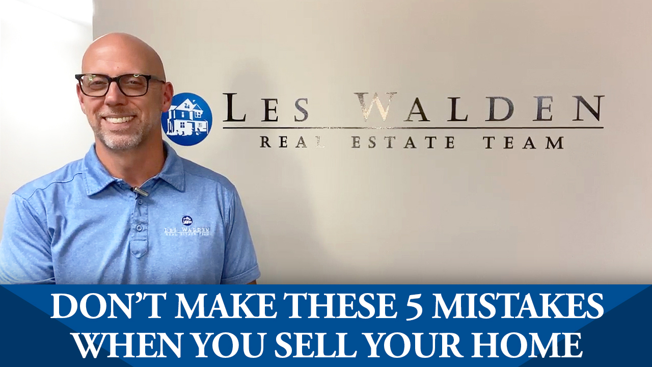 What Are Some Home Selling Mistakes to Avoid?